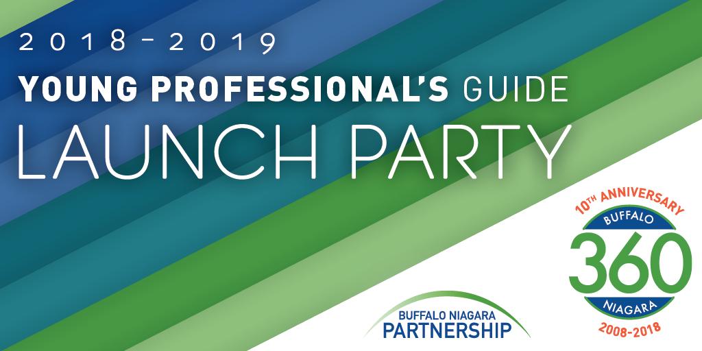 f43297a2cc69f The Buffalo Niagara Partnership is launching the 2018-2019 Young  Professional s Guide to Networking   Development in Buffalo Niagara.